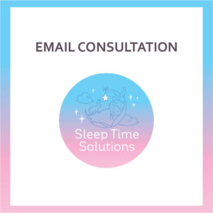 Email Sleep Consultation